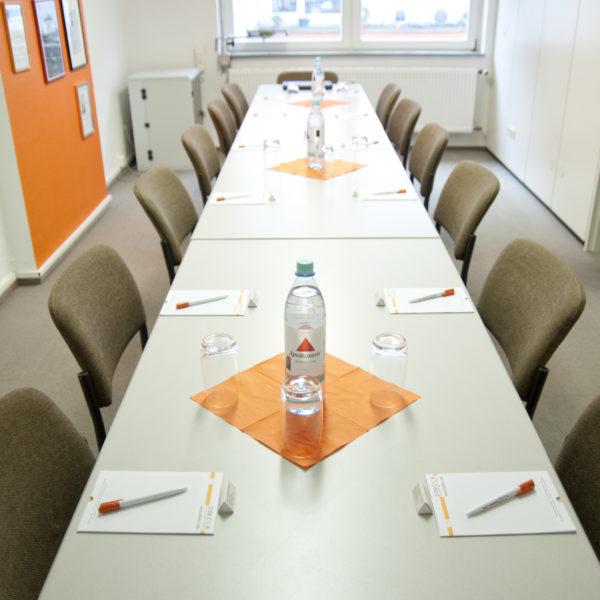Domicilia Sitzungsraum Karlsruhe